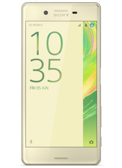 Sony F5121 Xperia X Lime-Gold