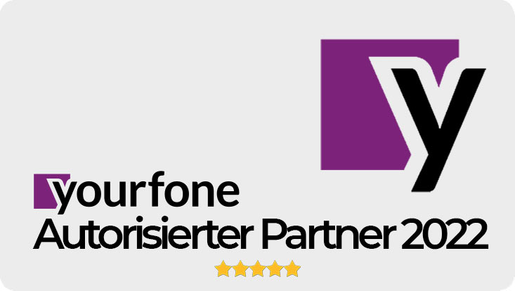 Autorisierter yourfone Partner