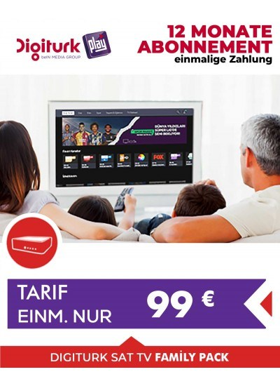 Digiturk Euro Family HD