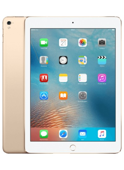 Apple iPad Pro 9.7 Wi-Fi + Cellular 128GB Gold