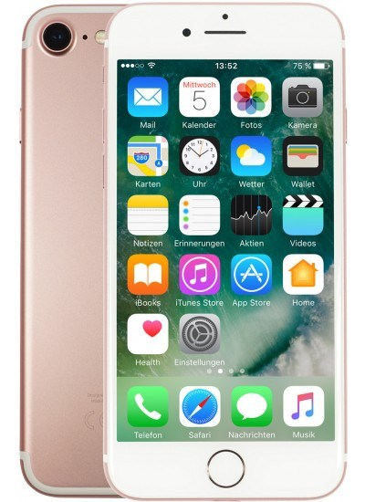 Apple iPhone 7 128GB Roségold