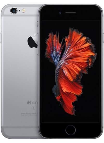 Apple iPhone 6s 32GB Spacegrau