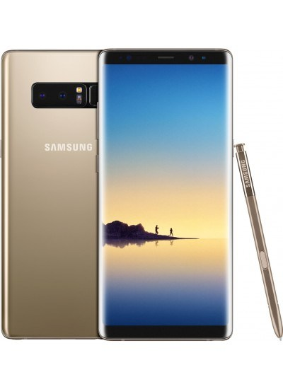 Samsung Galaxy Note 8 64GB Mapple Gold