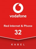Vodafone Red Internet & Phone 32 (Kabel)