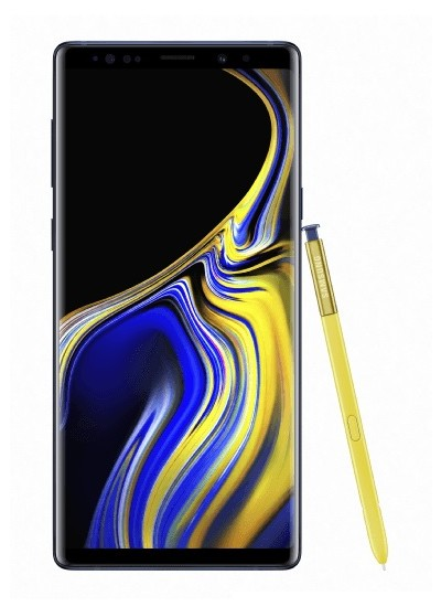 Samsung Galaxy Note 9 128GB Ocean Blue