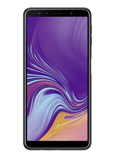 Samsung Galaxy A7 2018 64GB black