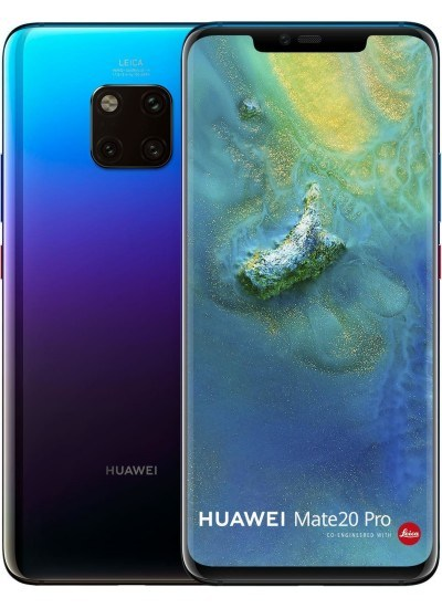 Huawei Mate 20 Pro 128GB Twilight
