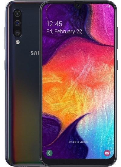 Samsung Galaxy A50 Black 128GB