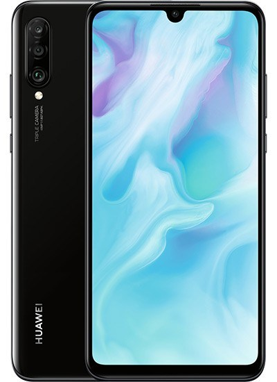 Huawei P30 lite 128 GB Midnight Black