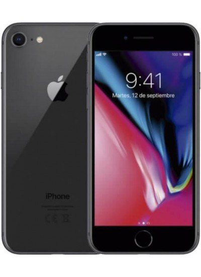 Apple iPhone 8 128GB Space Grau