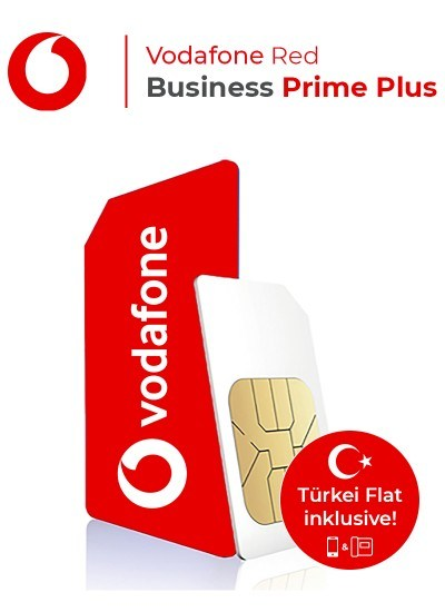 Vodafone Red Business Prime Plus