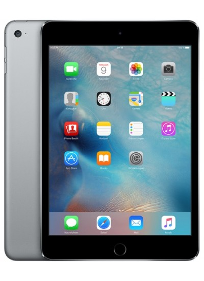Apple iPad mini 4 WiFi 256 GB Spacegrau