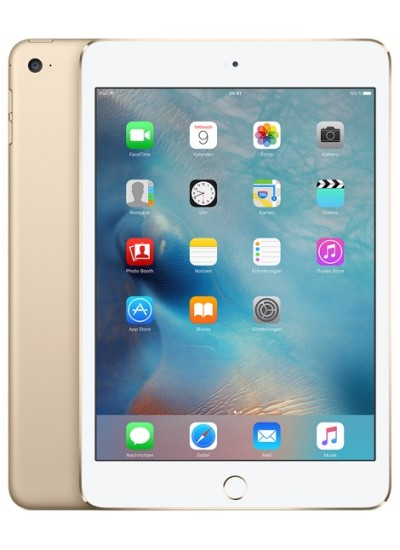 Apple iPad mini 4 WiFi 256 GB Gold