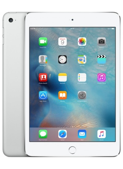 Apple iPad mini 4 WiFi 256 GB Silber