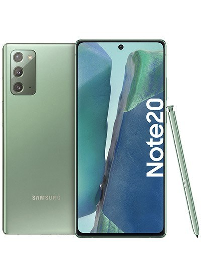 Samsung Galaxy Note 20 256GB Mystic Green